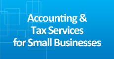 Accounting & tax services for small business